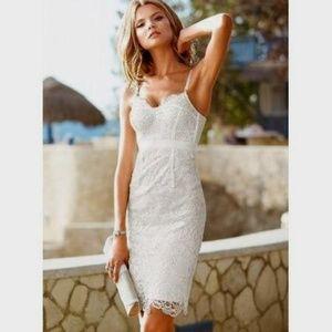 Victorias Secret Lace Corset dress